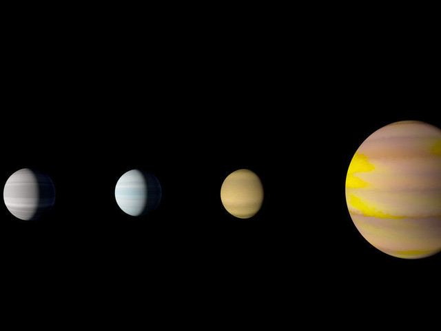 NASA And Google's AI Discover First Solar System Other Than Our Own With Eight Planets