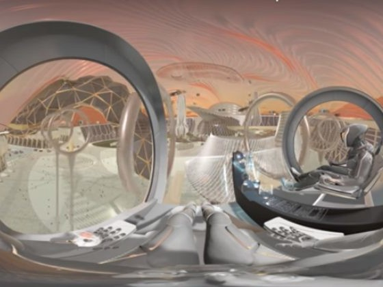 Thanks To This Video, You Can See What Life Will Be Like If We Ever Inhabit Mars