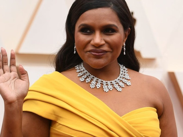 Mindy Kaling has officially signed on to co-write 'Legally Blonde 3.' Here's a look at how the actress, comedian, and writer built her career in Hollywood over 2 decades.