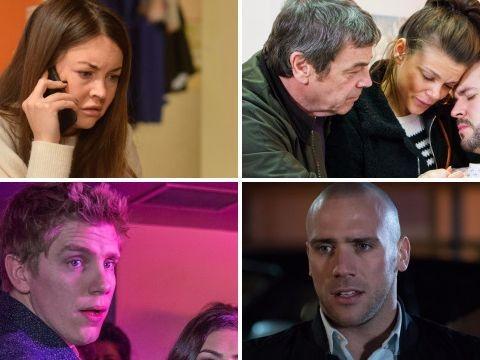 25 soap spoilers: Coronation Street Phelan revenge, Emmerdale exit, EastEnders stalker, Hollyoaks heart attack