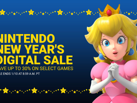 Nintendo Drops Massive Price Cuts on Top Switch, 3DS Games