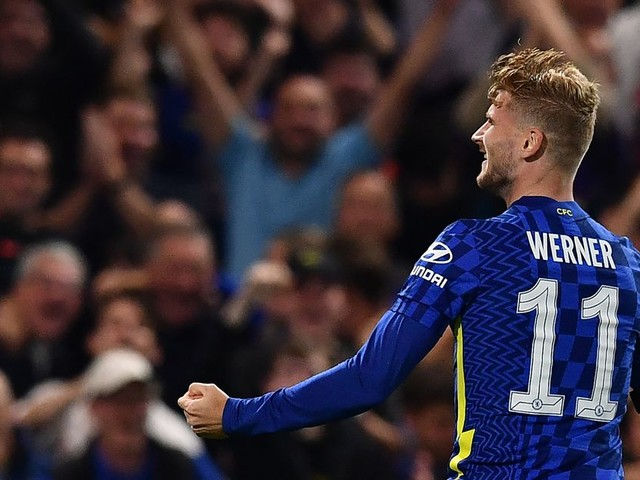 Calf injury prevented Werner from taking penalty in shootout against Aston Villa