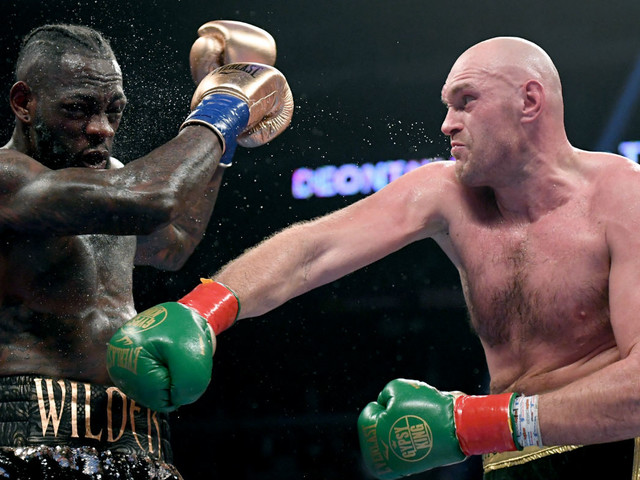 Sport shorts: Tyson Fury taunts 'big dosser' Deontay Wilder and Takumi Minamino completes 'dream' move to Liverpool