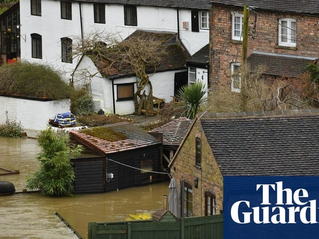 'The worst thing is the waiting': flood-hit communities tell of stress