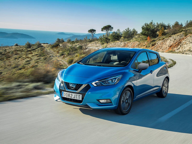 Nissan Micra 1.0 71PS 2018 review