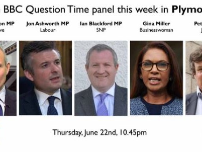 Who Is On Question Time Tonight