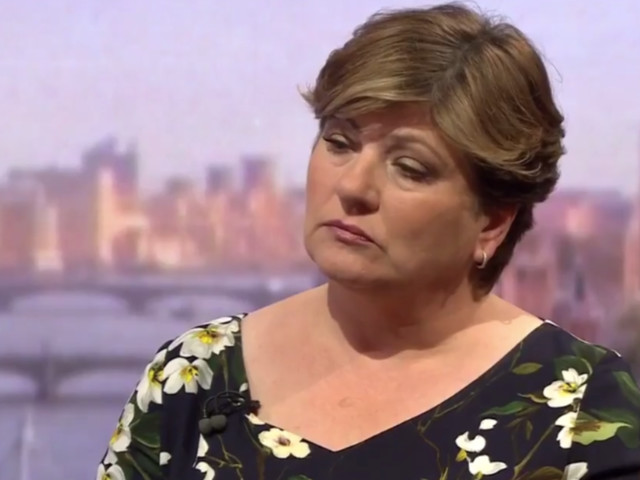 Anti-Semites Approach Me In The Street To Offer Support, Reveals 'Shocked' Emily Thornberry