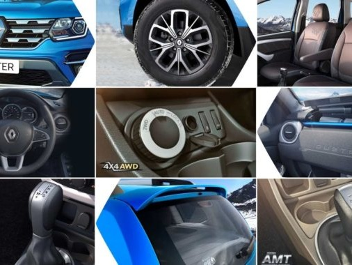 2019 Renault Duster: What's New?