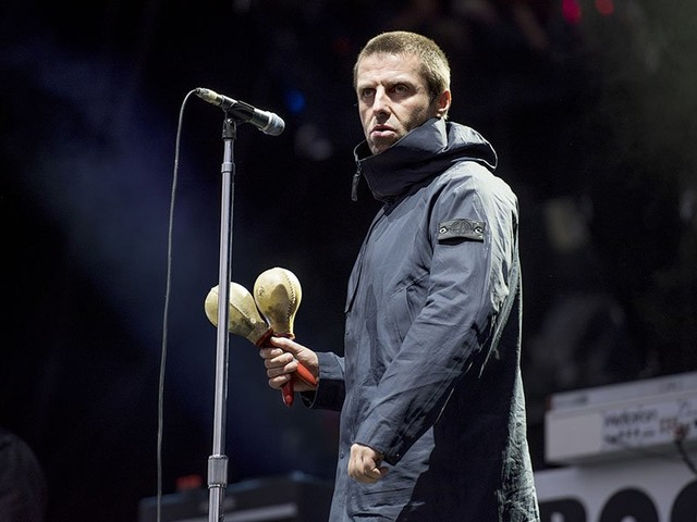 Liam Gallagher promises new material at Cork gig