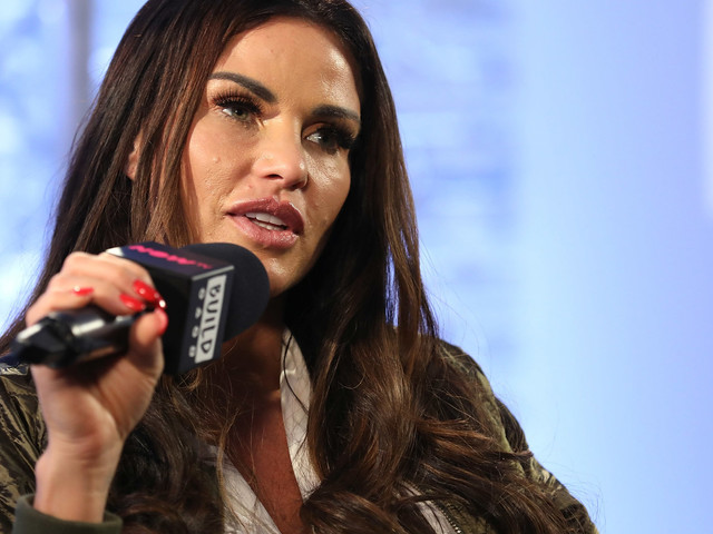 Katie Price Reveals She's Looking For A Surrogate To Carry Her Sixth Child