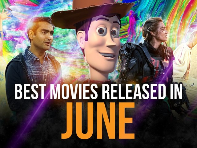 Best Movies Released in June Every Year Since 2010