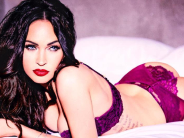 Megan Fox Felt Empowered Putting Lingerie On Five Months After She'd Given Birth To Third Son