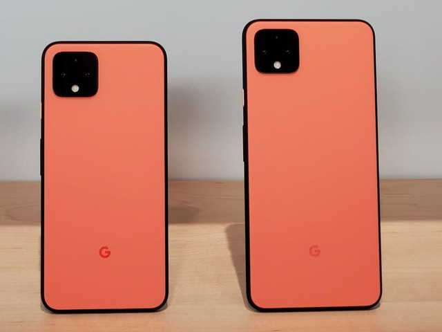 I spent some time with Google's brand-new Pixel 4 — here's what it's like to use