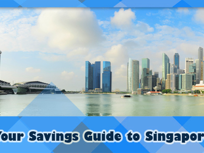 Your Savings Guide to Singapore