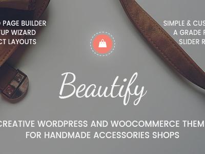 Beautify - WooCommerce Theme for Creative eCommerce (WooCommerce)
