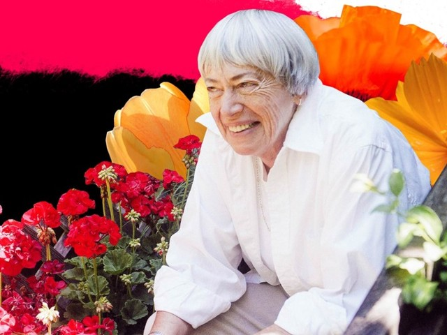 For Ursula K. Le Guin, the Future Was Always About Today