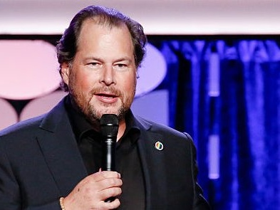 Salesforce CEO Marc Benioff wants to add $50 billion to the business in 15 years — here's why analysts think he has a shot at it (CRM)