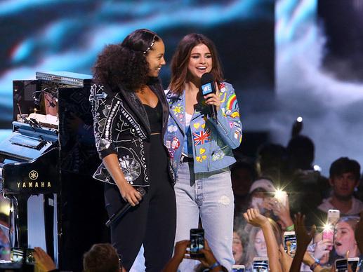 Selena Gomez Hosts Star-Studded WE Day California