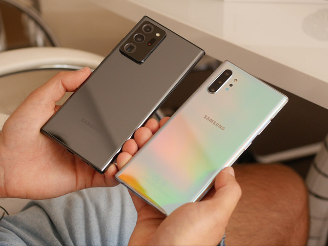 Samsung actually downgraded this one key feature of the new Galaxy Note 20 Ultra