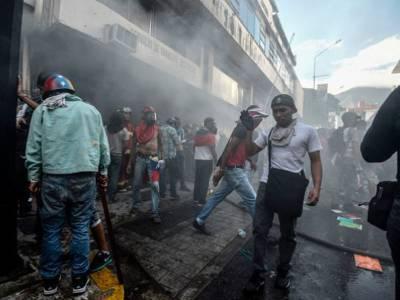 Ten killed as Venezuela vote turns violent