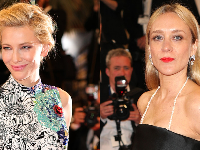 Cate Blanchett Stuns in Floral Gown at 'Cold War' Screening at Cannes Film Festival 2018