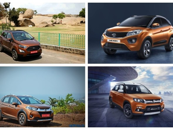 Compact SUVs Under INR 8 Lakh In India – Pros, Cons and Prices
