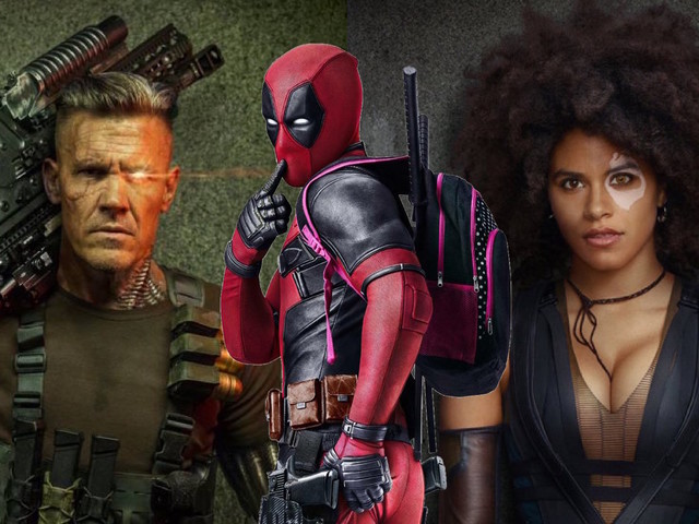 Cable & Domino Featured In New Deadpool 2 Set Photos