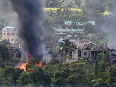No sign of Marawi militants in Keningau