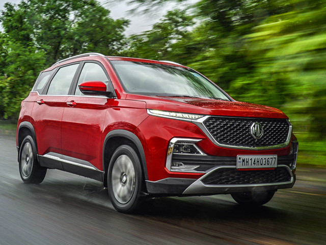 Review: 2019 MG Hector petrol-automatic review, test drive