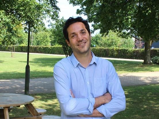 PhD student Kostas Gravanis wins research fellowship funding