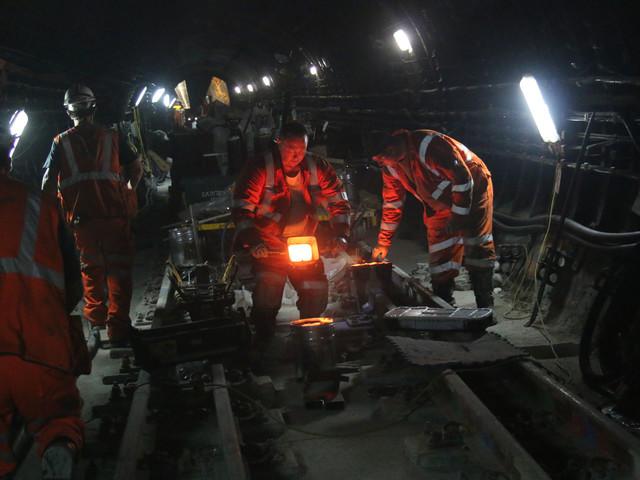 Crossrail construction suspended due to Coronavirus