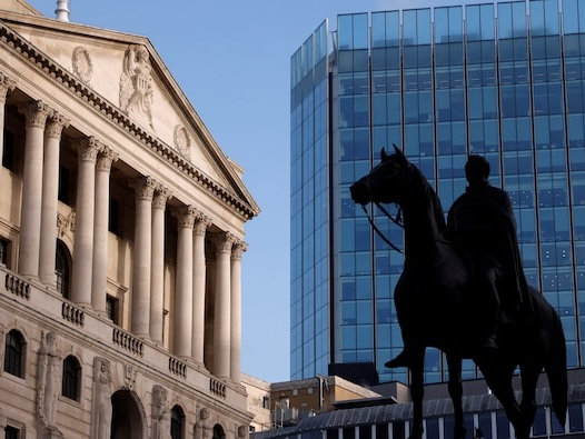 The Bank of England stands by its stimulus plans, dismissing the inflation spike as transitory