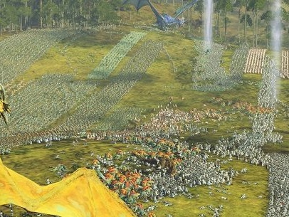 Giant wars and a rain of elves in Total Warhammer 2's free Laboratory DLC