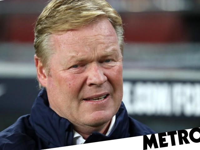 Barcelona make decision over Ronald Koeman's future as Joan Laporta considers two replacements