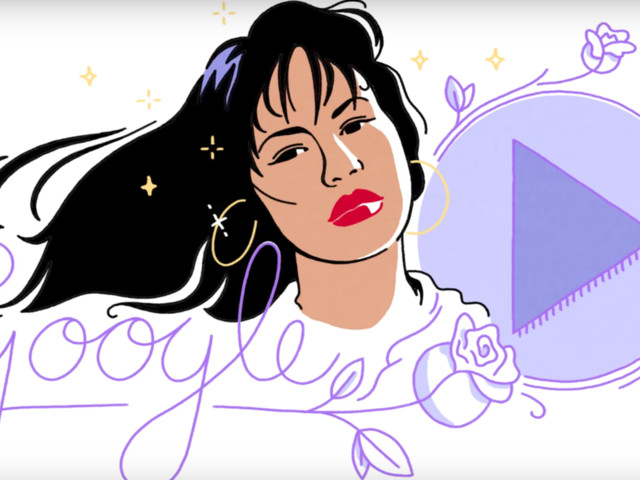 Selena's Inspiring Life And Legacy Celebrated In Google Doodle