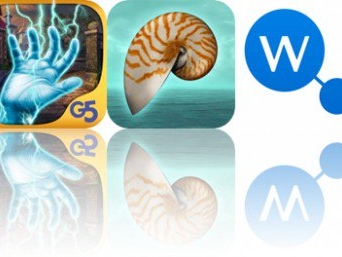 Today's Apps Gone Free: Klocki, Questerium, Adventure Beyond Time and More