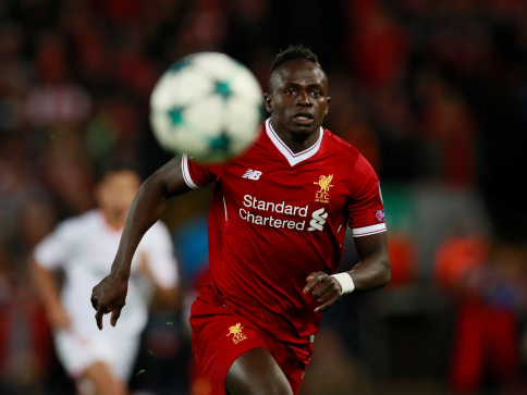 Mane and Salah sparkle for Liverpool