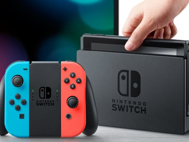Best Nintendo Switch Cyber Monday deal goes live at 10am
