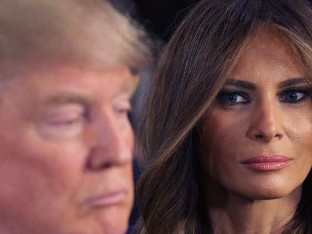 Melania Trump says there is 'no reason for violence' in Minneapolis protests hours after Trump threatened that 'when the looting starts, the shooting starts'