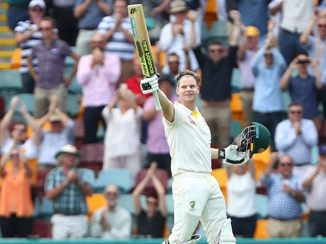 Australia lay down gauntlet in first Ashes Test as Steve Smith hits century against England - 5 things you missed