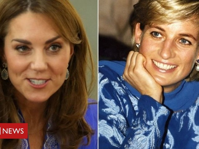 Pakistan royal visit: Kate's outfits draw Diana comparisons