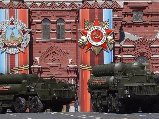 Turkish state media boasts about its Russian-made missile system's ability to shoot down US planes