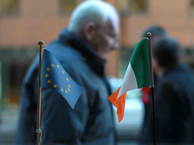 Should Ireland be next to leave the EU?