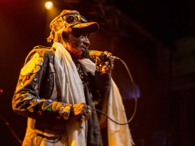 Lee 'Scratch' Perry announces UK tour and Liverpool date