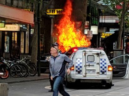 Australia terror attacker 'inspired by Islamic State'