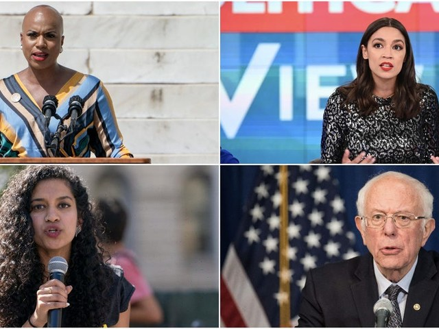 Expect to hear from Bernie, AOC, and these other 28 progressive power players during a Biden administration
