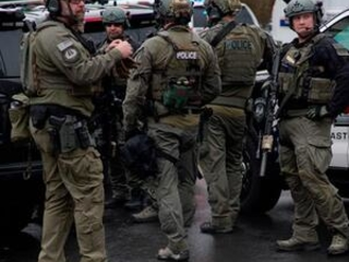 Officer killed in New Jersey standoff; 3 people wounded