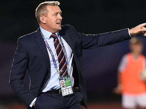 Aidy Boothroyd says 'poor decisions' cost England at Euro 2019