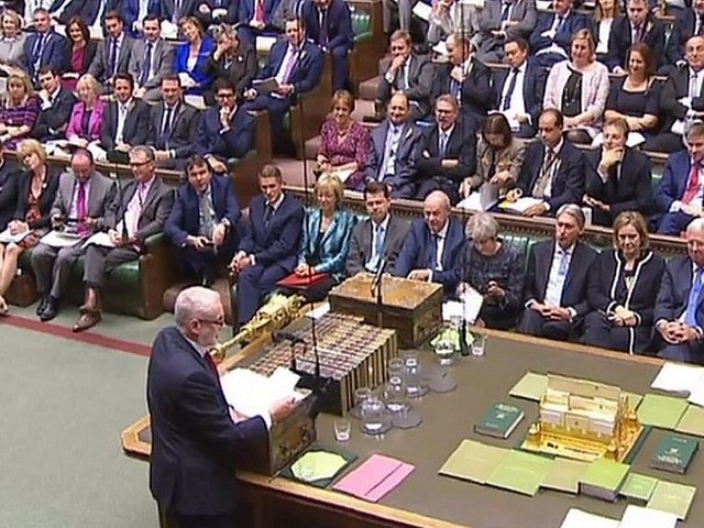 Prime Minister's Questions: Leaders clash over pay and jobs