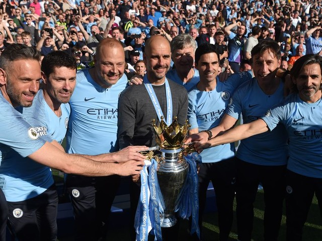 Manchester City are on the verge of unprecedented, decadent history